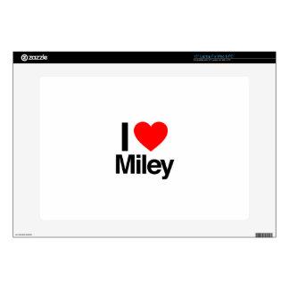 i love miley skin for laptop
