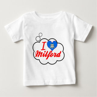 I Love Milford, Connecticut Tshirts