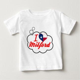 I Love Milford, Texas Tees