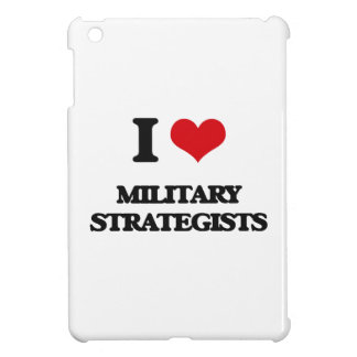 I love Military Strategists Cover For The iPad Mini
