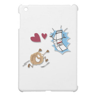 I love milk and cookies! cover for the iPad mini