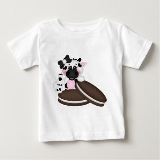 I Love Milk Cow Baby T-Shirt