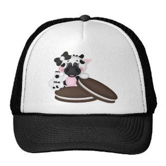 I Love Milk Cow Hat