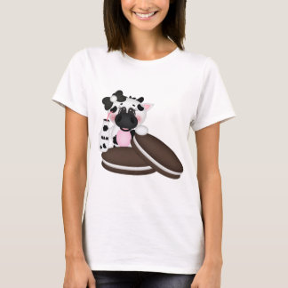 I Love Milk Cow T-Shirt