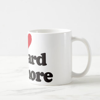 I Love Millard Fillmore Classic White Coffee Mug
