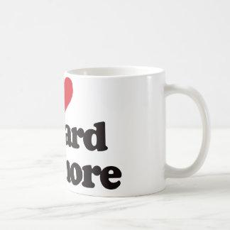 I Love Millard Fillmore Coffee Mugs