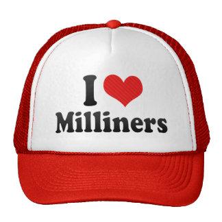 I Love Milliners Trucker Hat