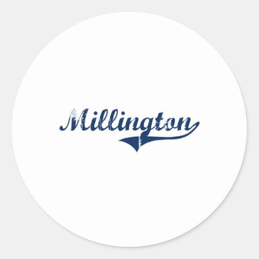 I Love Millington Michigan Stickers