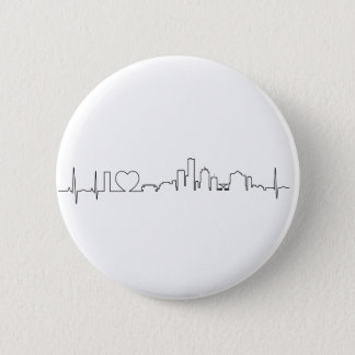 I love Milwaukee in an extraordinary ecg style Button