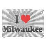 I Love Milwaukee, United States Cover For The iPad Mini