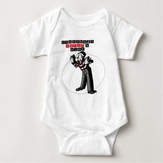 I Love Mimes Baby Bodysuit