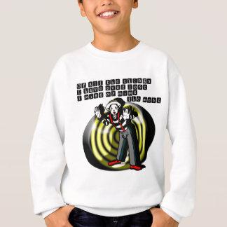 I Love Mimes Sweatshirt