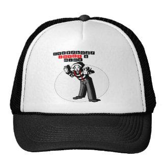 I Love Mimes Trucker Hat