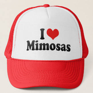 I Love Mimosas Trucker Hat