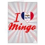 I Love Mingo, Iowa Card