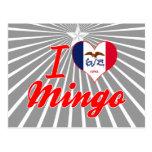 I Love Mingo, Iowa Postcards