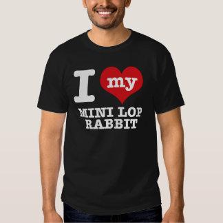 I love MINI LOP RABBIT Tees