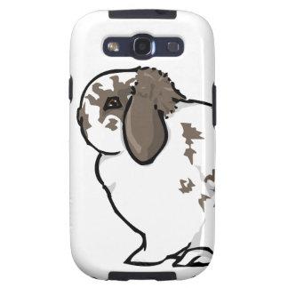 I Love Mini Lop Rabbits Samsung Galaxy S3 Cases
