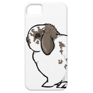I Love Mini Lop Rabbits iPhone SE/5/5s Case