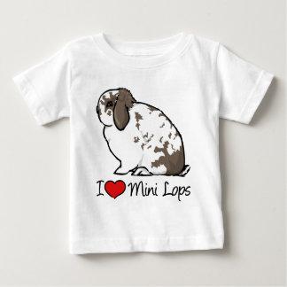 I Love Mini Lop Rabbits Tees