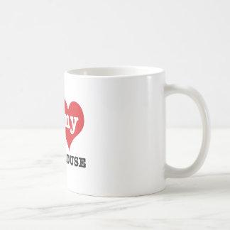I love MINI MOUSE Coffee Mug