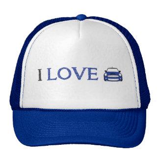 I Love Mini Trucker Hat