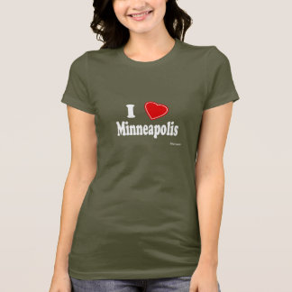 I Love Minneapolis T-Shirt