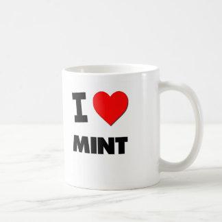 I Love Mint Mug