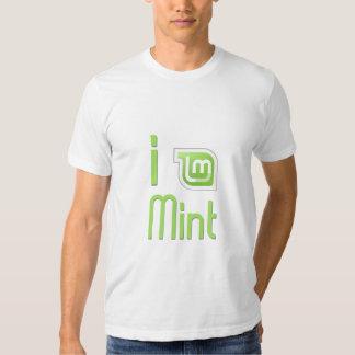 I love Mint T Shirts
