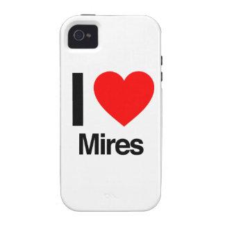 i love mires iPhone 4 cases