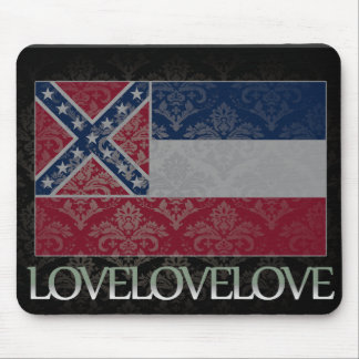 I love Mississippi Cool Mouse Pad