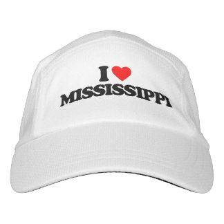 I LOVE MISSISSIPPI HEADSWEATS HAT