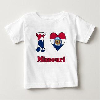 I love Missouri Baby T-Shirt