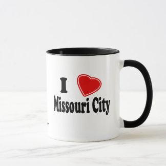 I Love Missouri City Mug