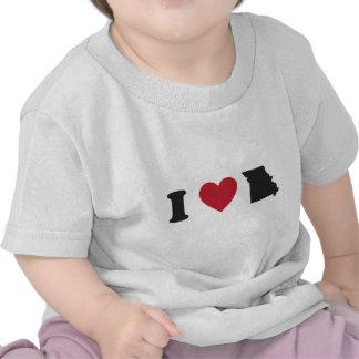 I love Missouri T-shirts