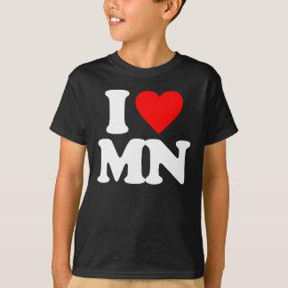 I LOVE MN T-Shirt