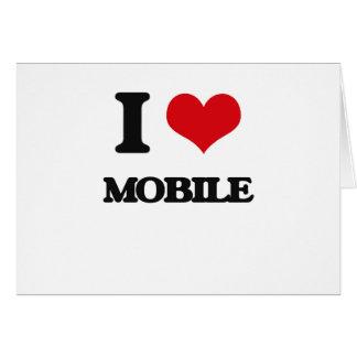 I Love Mobile Cards