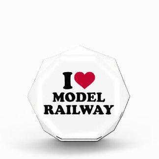 I love model railway award
