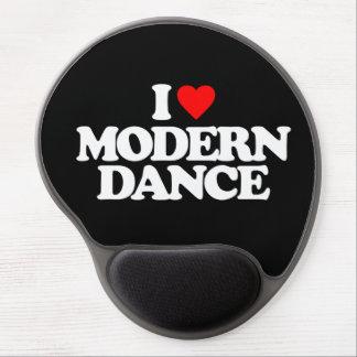 I LOVE MODERN DANCE GEL MOUSE PAD