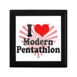 I love Modern Pentathlon Gift Box