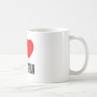 I Love Modern Pentathlon Coffee Mug