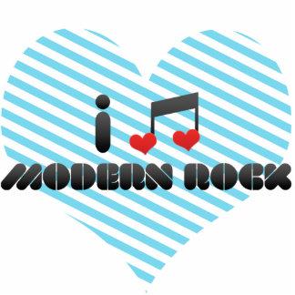 I Love Modern Rock Photo Cutout