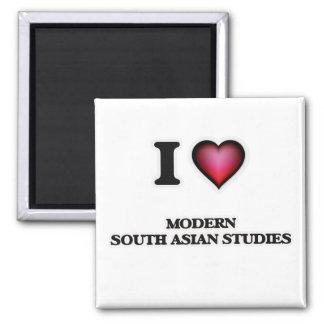 I Love Modern South Asian Studies Magnet