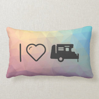 I Love Modified Vehicles Pillow