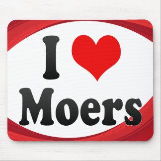 I Love Moers Germany Ich Liebe Moers Germany Mousepad