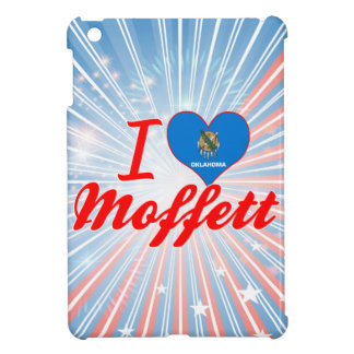 I Love Moffett Oklahoma iPad Mini Covers