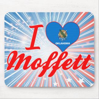I Love Moffett, Oklahoma Mouse Pad