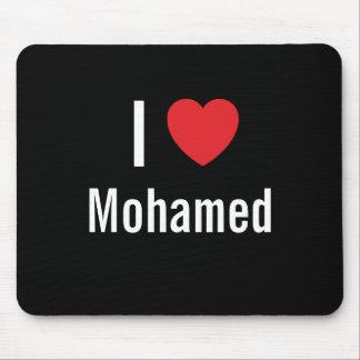 I love Mohamed Mouse Pad