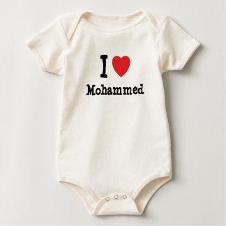 I love Mohammed heart custom personalized Creeper
