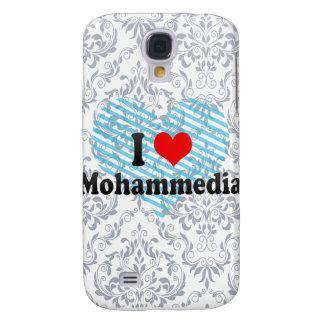 I Love Mohammedia, Morocco Samsung Galaxy S4 Cover